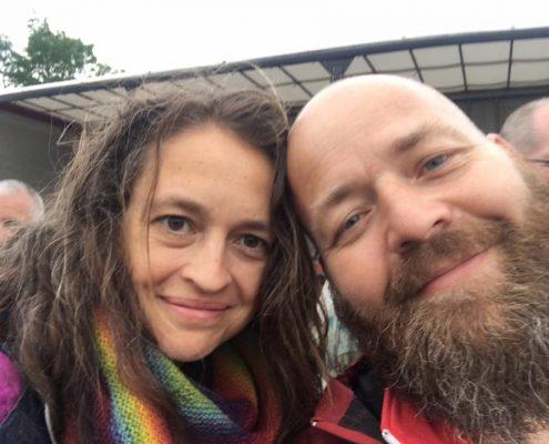 Kærlighed - Cecilie og Jesper Conrad