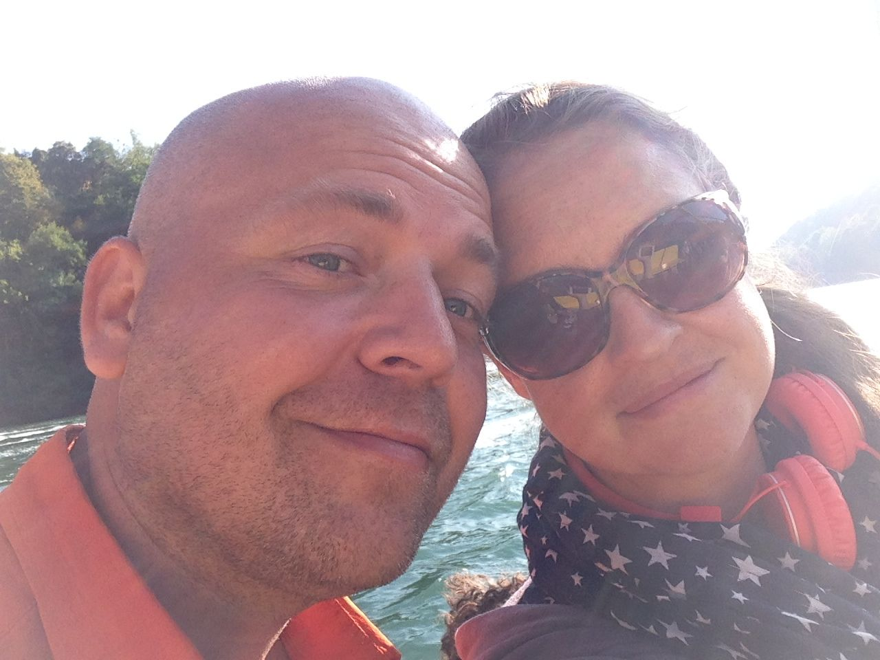 Cecilie og Jesper