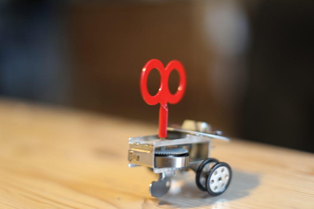 mekanisk legetøj