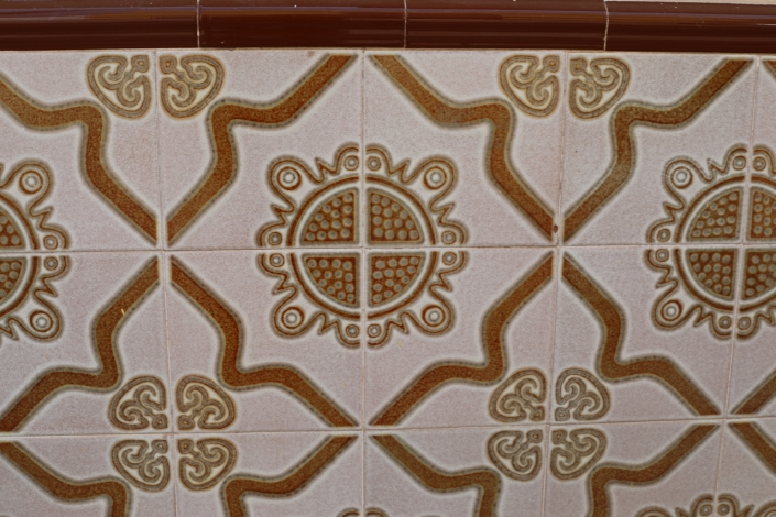 More tiles, very seventies