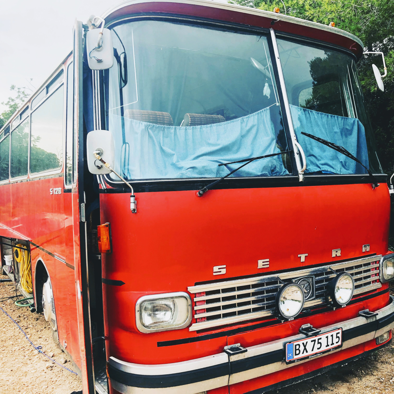 The bus was supposed to feel like a home on wheels. Little did we know how much the concept of home would change for us, once we started our journey.